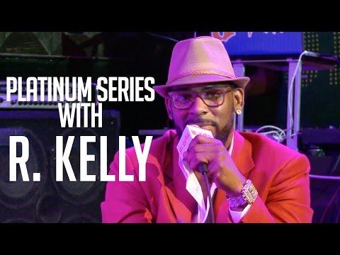 WBLS Platinum Series with R. Kelly