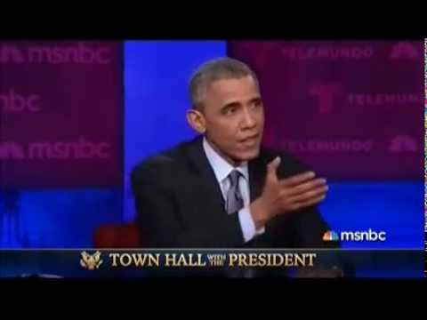 Obama: 'Consequences' for ICE Officials Who Don't Follow Executive Amnesty