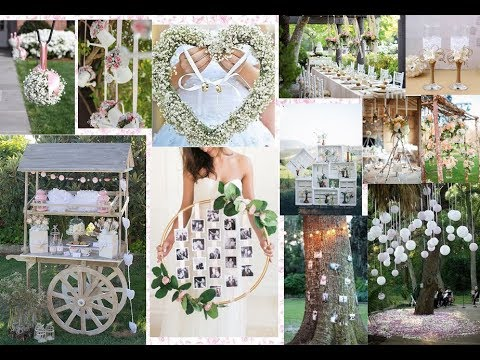 Ideas economicas para decorar tu boda youtube - Ideas decoracion salon ...