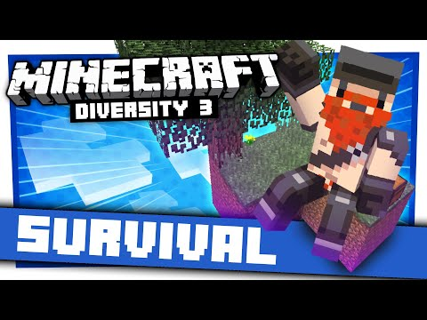 SURVIVAL ISLAND | Minecraft Diversity 3 | Part 11