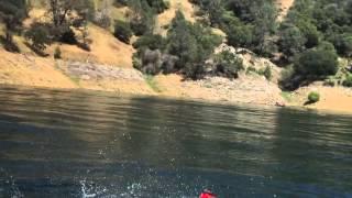 Pine Flat Boat Rentals Summer Time