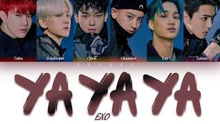 EXO (엑소) - 'YA YA YA' [HAN ROM TÜRKÇE ALTYAZILI]