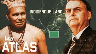 Brazil's indigenous land is being invaded