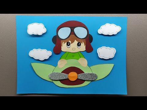 Открытка из бумаги своими руками схемы шаблоны для детей