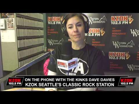 Dave Davies Interview
