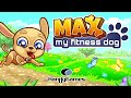 Max - My Fitness Dog (Wearable Android Wear Game) Official Gameplay Trailer