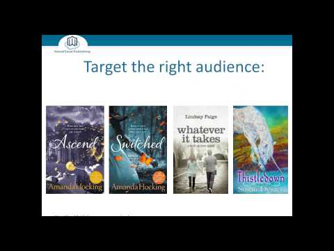 Maximize Book Sales With These Book Cover Improvements - WaveCloud Self-Publishing Webinar