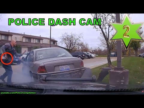 Police Dash Cam Compilation, Part 2