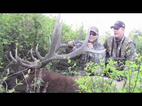 Utah Elk Hunting With R&K Hunting Company.