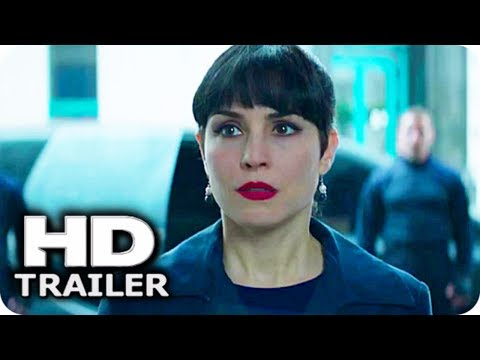 SEVEN SISTERS Official Trailer (2017) Noomi Rapace, Willem Dafoe Thriller Movie HD thumbnail