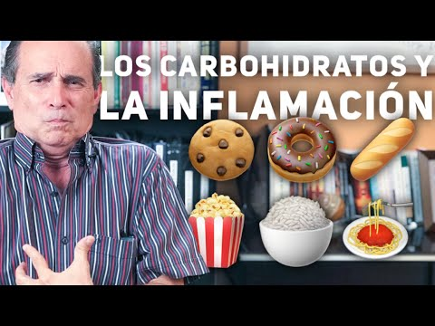 Episodio #141 Los carbohidratos y la inflamación