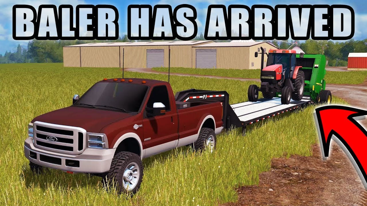 case-mx135-john-deere-baler-arrived-just-in-time-for-hay-ep-4-farming-simulator-2017