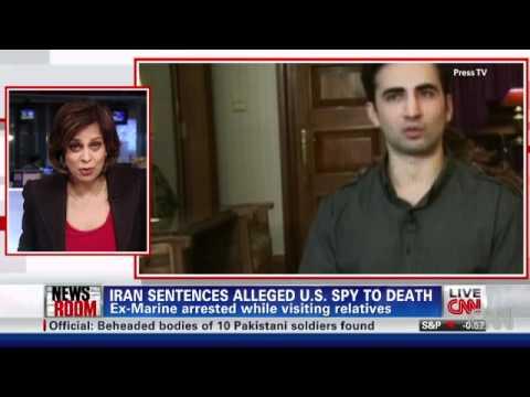CNN Report 9 Jan 2012 - Iran sentences American to death