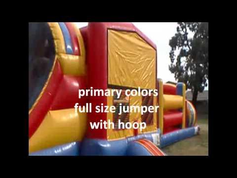 Huntington Beach Jumper And Bounce House  Rentals