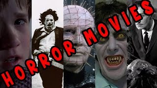 BEST HORROR MOVIES = DEEP FAT FRIED