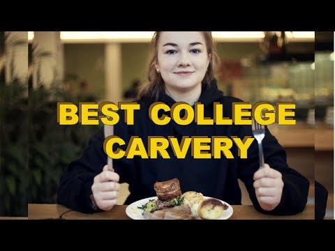 BEST COLLEGE CARVERY | DCU, TCD, UCD