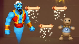 Kick the Buddy Gameplay Walkthrough All Power of Gods