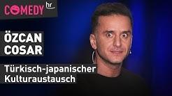 ÖZCAN COSAR: Türkisch-japanischer Kulturaustausch | Comedy