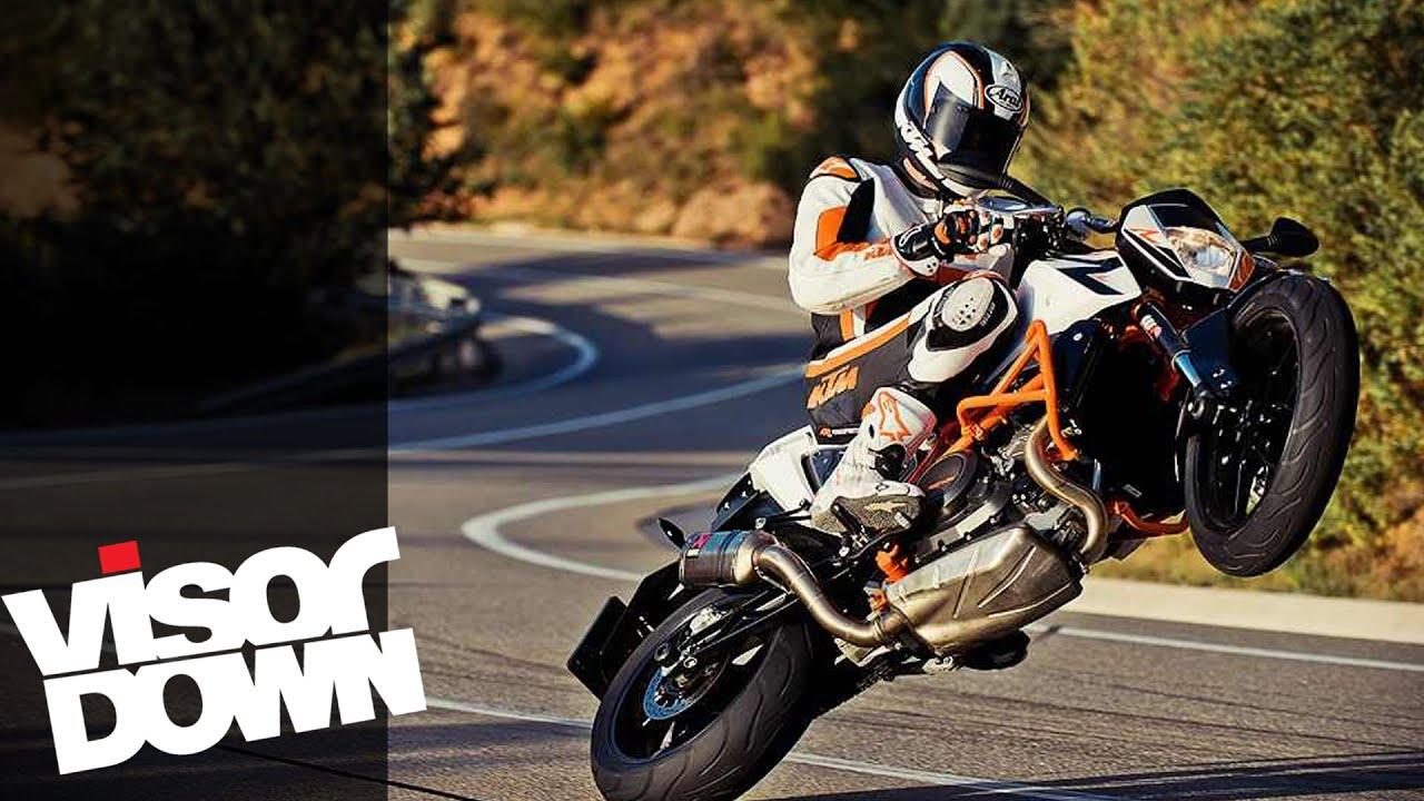 KTM 690 Duke / 690 Duke R Review Road Test | Visordown Motorcycle ...