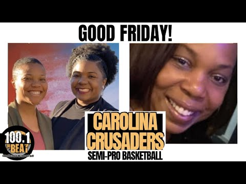 Venom - Meet The Organizer of the Carolina Crusaders Semi- Pro Basketball Teams