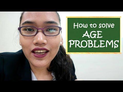 How to Solve Age Problems: Table Technique - Civil Service Review