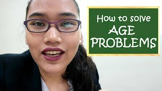 How to Solve Age Problems: Table Technique - Civil Service Review