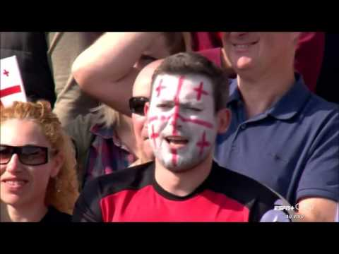 RWC2015 Tonga Vs Georgia Full Match