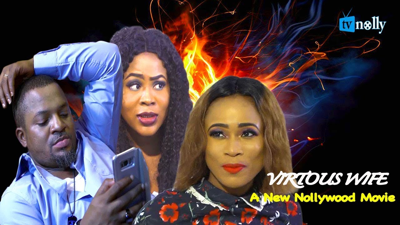 Download VIRTUOUS WIFE | STORY OF A WOMAN WITH A CHEATING  HUSBAND  - 2018 Nigerian Nollywood Movie