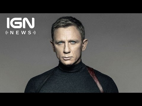 Sam Smith is Singing SPECTRE Song - IGN News