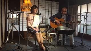 めいちゃんが歌いに来てくれました(^^)お茶の小井沼 昭和館にて 栃木市...