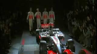 Presentazione McLaren MP4-23