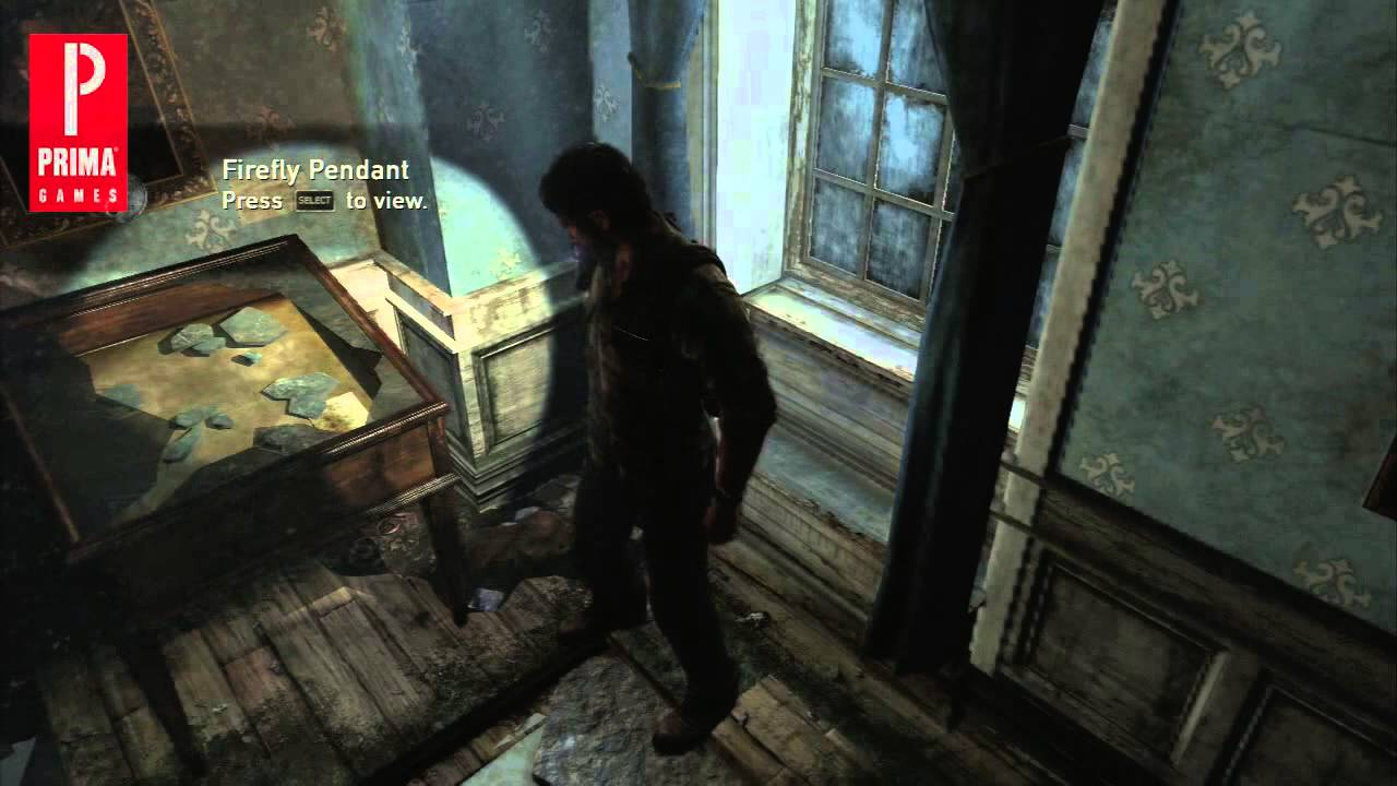 The last of us firefly pendant locations the outskirts youtube the last of us firefly pendant locations the outskirts aloadofball Image collections