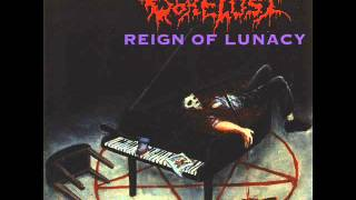 Gorelust - Reign Of Lunacy (1995) [Full Album]