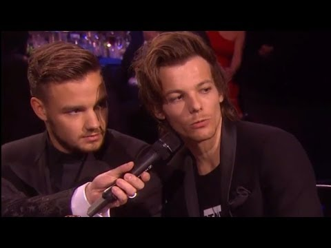 One Direction Advice to Justin Bieber 2014 BRIT Awards - VIDEO
