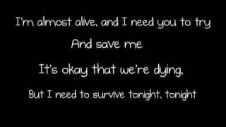 Half Alive - Secondhand Serenade