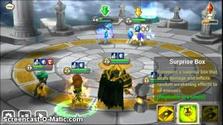 Summoners war: Sky arena Road to 1900+ (its rough)