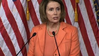 "Pelosi: ""We Can No Longer Remain Silent"" on Guns"