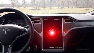 Tesla's Sentry Mode Review