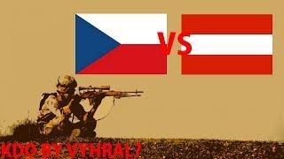 Česko VS Rakousko - Kdo by vyhrál ? #5