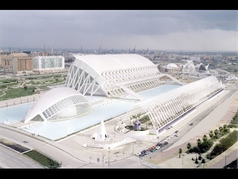 Best aquarium in the world.Valencia / Ciudad de las Artes y las Ciencias [IGEO.TV]