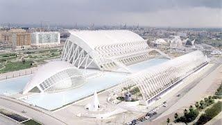 Best aquarium in the world.Valencia / Ciudad de las Artes y las Ciencias [IGEO.TV]