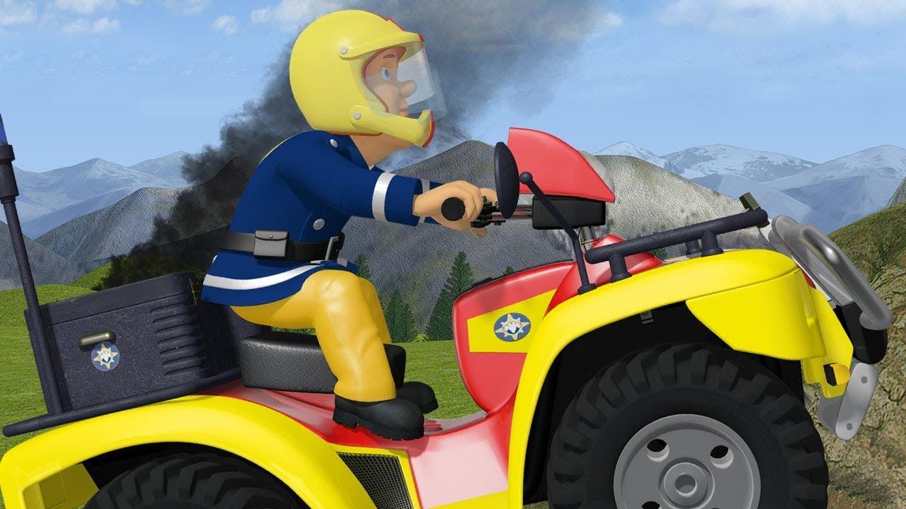 Sam il pompiere italiano nuovi episodi aiutanti