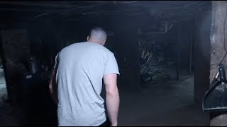 Creepy Basement At Friends Party