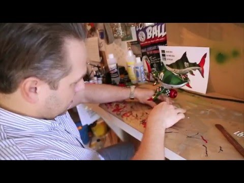 Making a Vinyl (Designer) Toy Prototype