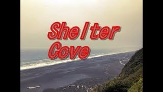 Shelter Cove and the emerald triangle