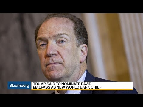 Could David Malpass be the Next World Bank Chief?