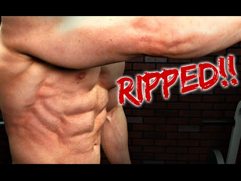 """The Secret to a """"Ripped"""" Core (NOT JUST DIET!)"""