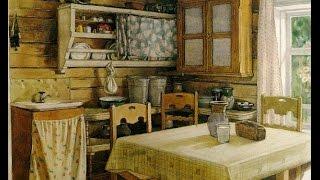 видео Ландшафтный дизайн деревенского дома