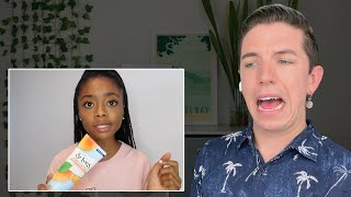 Specialist Reacts to Skai Jackson's Skin Care Routine