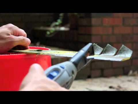 Sharpening Lawn Mower Blade Youtube